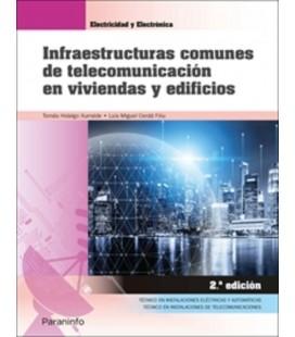 INFRAESTRUCTURAS COMUNES DE TELECOMUNICACION EN VIVIENDAS CFGM