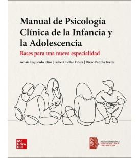 MANUAL DE PSICOLOGIA CLINICA DE LA INFANCIA Y LA ADOLESCENCIA