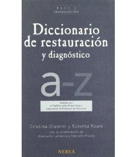 DICCIONARIO DE RESTAURACION Y DIAGNOSTICO