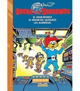 QUENA Y EL SACRAMUS VOL. 6