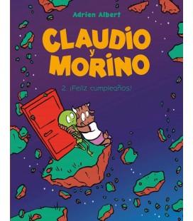 CLAUDIO Y MORINO 2. IFELIZ CUMPLEAÑOS!