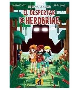 UN MUNDO DE CUBOS EL DESPERTAR DE HEROBRINE
