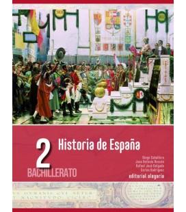 HISTORIA DE ESPAÑA 2ºBACHILLERATO