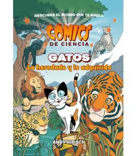 COMICS DE CIENCIA. GATOS