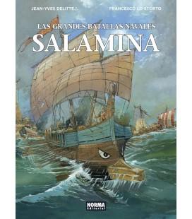 GRANDES BATALLAS NAVALES 11 SALAMINA