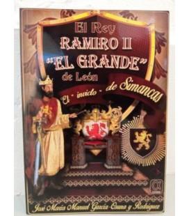 EL REY RAMIRO II EL GRANDE DE LEON