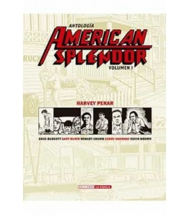 ANTOLOGIA AMERICAN SPLENDOR 1