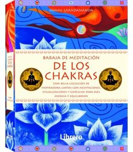 BARAJA DE MEDITACION DE LOS CHAKRAS