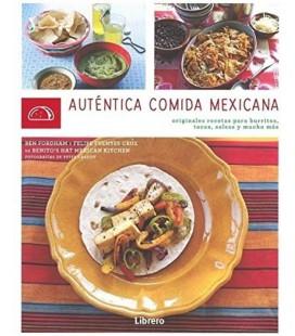 AUTENTICA COMIDA MEXICANA