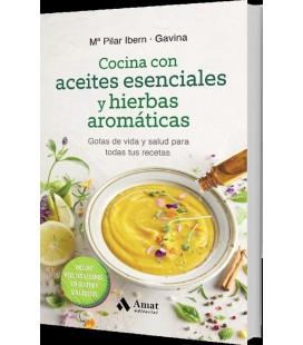 COCINA CON ACEITES ESENCIALES Y HIERBAS AROMATICAS