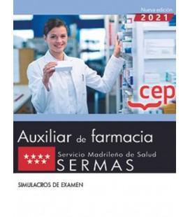 TECNICO AUXILIAR DE FARMACIA SERMAS SIMULACROS DE EXAMEN