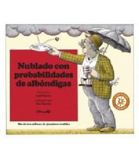 NUBLADO CON PROBABILIDAD DE ALBONDIGAS