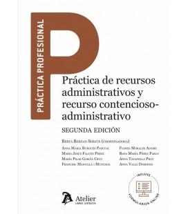 PRACTICA DE RECURSOS ADMINISTRATIVOS Y RECURSO CONTENCIOSO-ADMINISTRAT