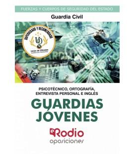 GUARDIAS JOVENES DE LA GUARDIA CIVIL. PSICOTECNICO
