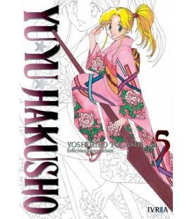 YU YU HAKUSHO EDICION KANZENBAN N 05