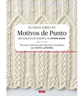 EL GRAN LIBRO DE MOTIVOS DE PUNTO