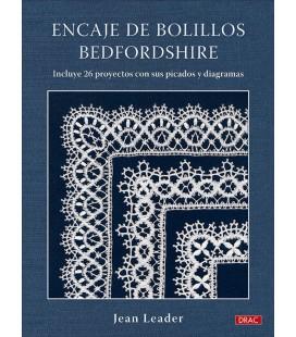 ENCAJE DE BOLILLOS BEDFORDSHIRE