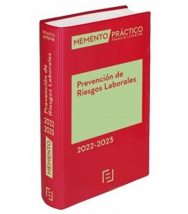 MEMENTO PREVENCION RIESGOS LABORALES 2020-2021
