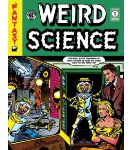 WEIRD SCIENCE VOLUMEN 1